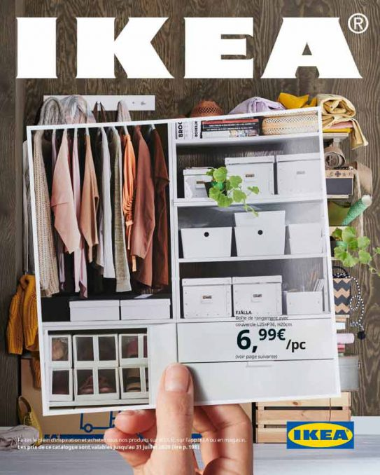 Catalogue ikea 2020