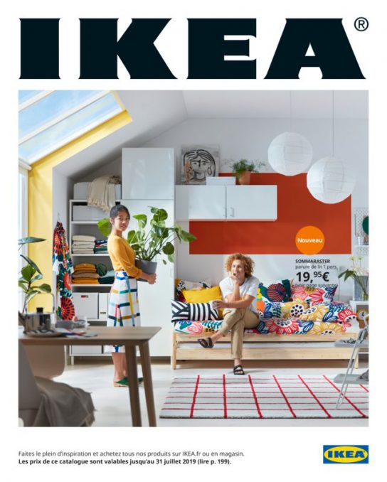 Catalogue Ikea 2019