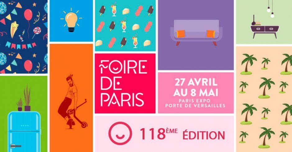 Foire de Paris 2019