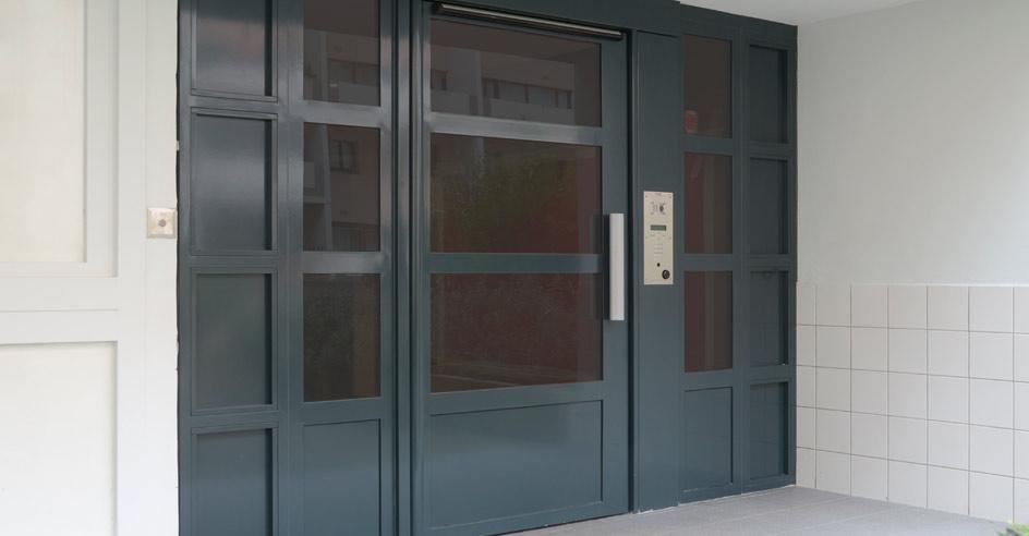 Porte de Hall Picard Serrures